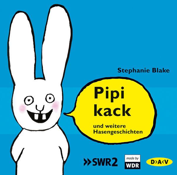 Pipikack und weitere Hasengeschichten - Coverbild
