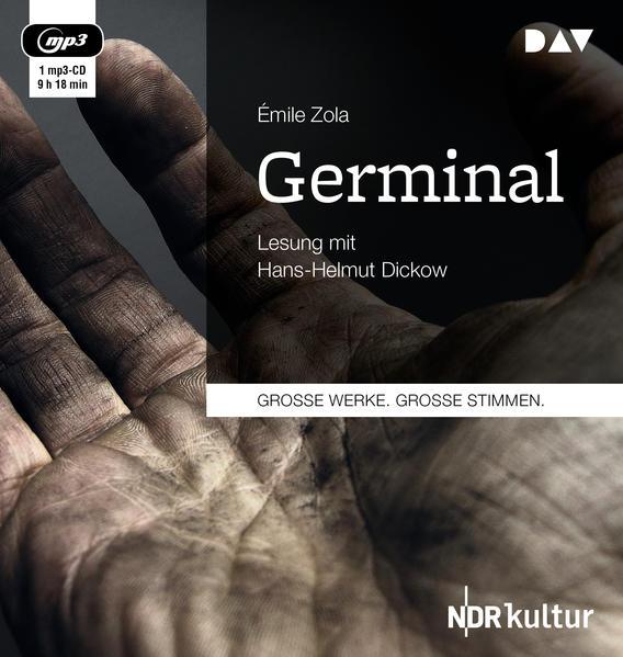 Germinal (2 mp3-CDs) - Coverbild