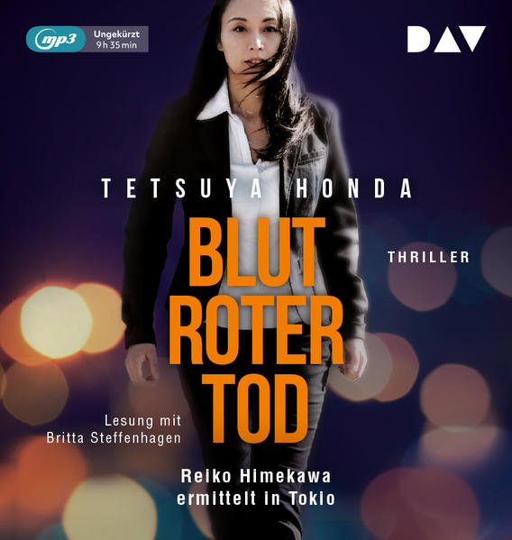 Blutroter Tod. Reiko Himekawa ermittelt in Tokio - Coverbild