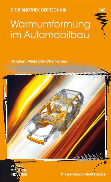 Warmumformung im Automobilbau - Coverbild