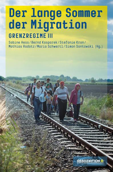 Der lange Sommer der Migration - Coverbild