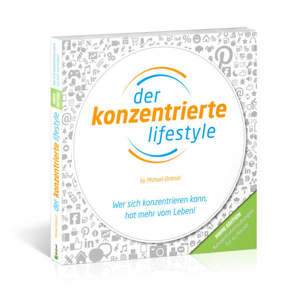 Der Konzentrierte Lifestyle - HOME EDITION - Coverbild