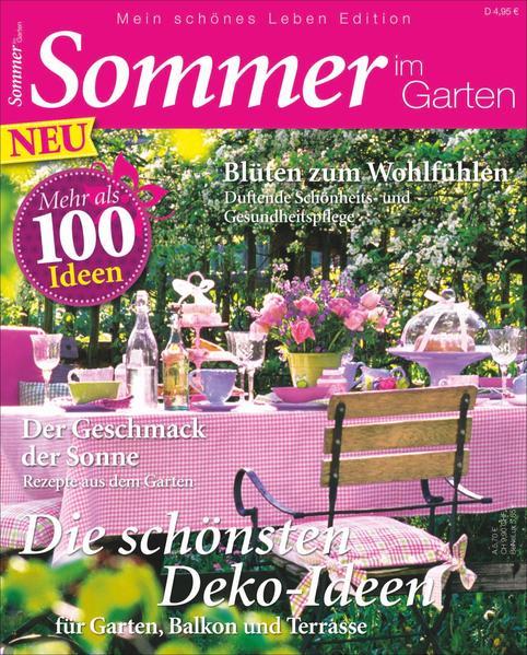 Sommer im Garten - Coverbild