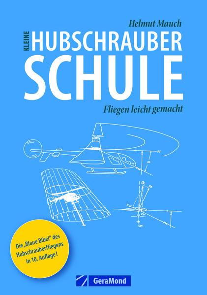 Kleine Hubschrauberschule - Coverbild