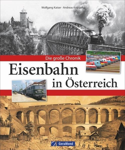 Eisenbahn in Österreich - Coverbild