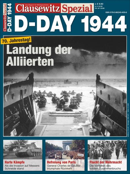 D-Day 1944 - Coverbild