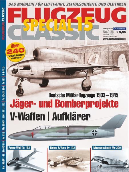 Flugzeug Classic Special 15 - Coverbild