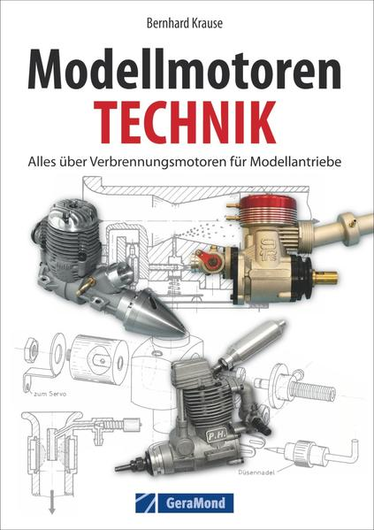 Modellmotorentechnik - Coverbild