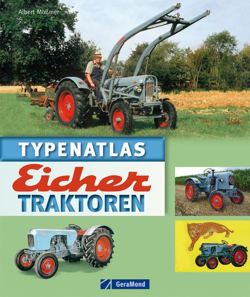 Typenatlas Eicher-Traktoren PDF Herunterladen
