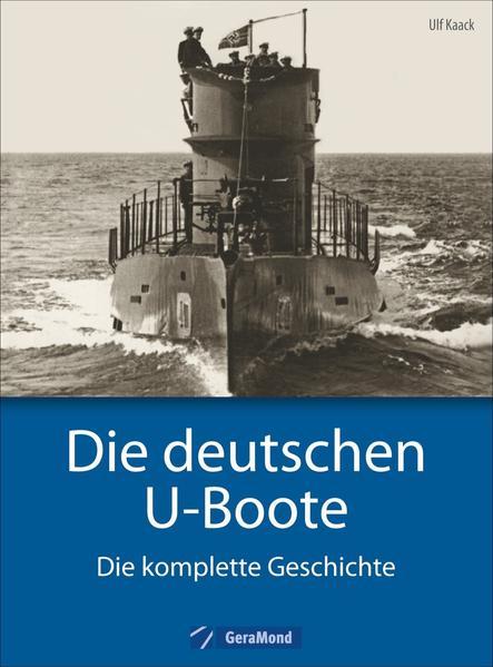 Die deutschen U-Boote - Coverbild