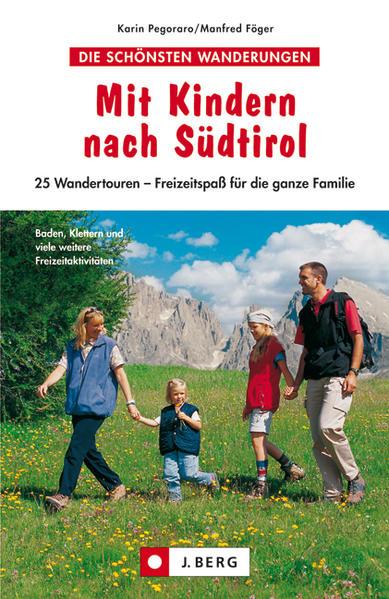 Mit Kindern nach Südtirol - Coverbild
