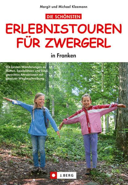 Die schönsten Erlebnistouren für Zwergerl  - Coverbild