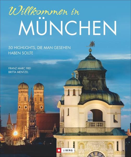 Willkommen in München - Coverbild