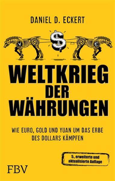 Weltkrieg der Währungen - Coverbild