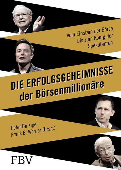Die Erfolgsgeheimnisse der Börsenmillionäre - Coverbild