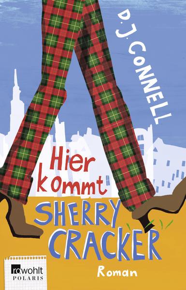 Hier kommt Sherry Cracker - Coverbild
