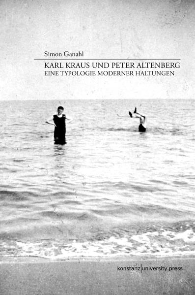 Karl Kraus und Peter Altenberg - Coverbild