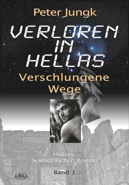 Verloren in Hellas I - Coverbild