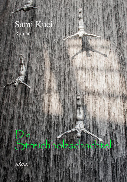 Die Streichholzschachtel - Großdruck - Coverbild