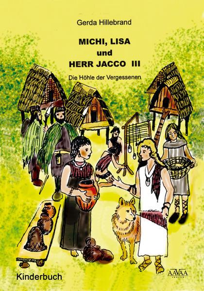 Michi Lisa und Herr Jacco (3) - Coverbild