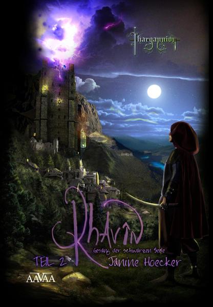 Rhavîn – Gesang der schwarzen Seele II - Coverbild