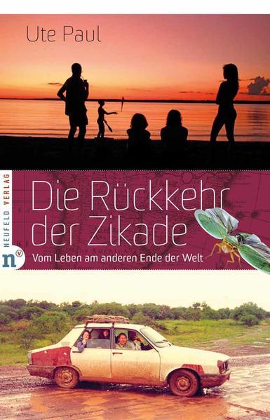 Die Rückkehr der Zikade - Coverbild