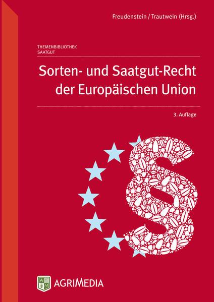 Sorten- und Saatgut-Recht der Europäischen Union - Coverbild