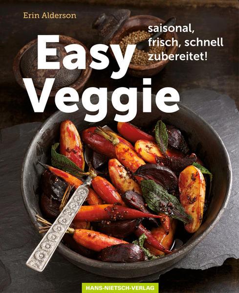 Easy Veggie - Coverbild