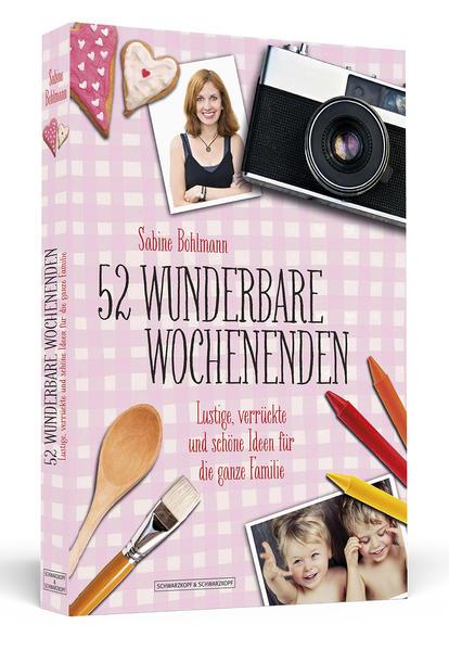 52 wunderbare Wochenenden - Coverbild