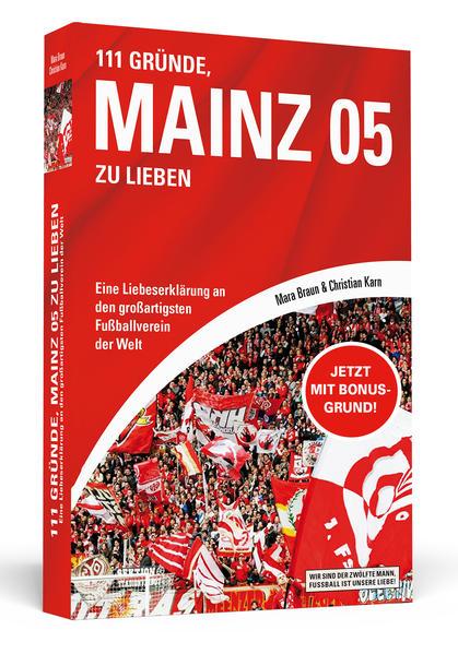 111 Gründe, Mainz 05 zu lieben - Coverbild