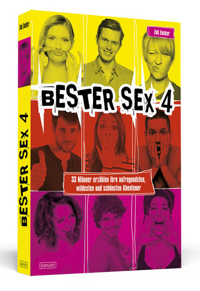 Bester Sex 4 - Coverbild