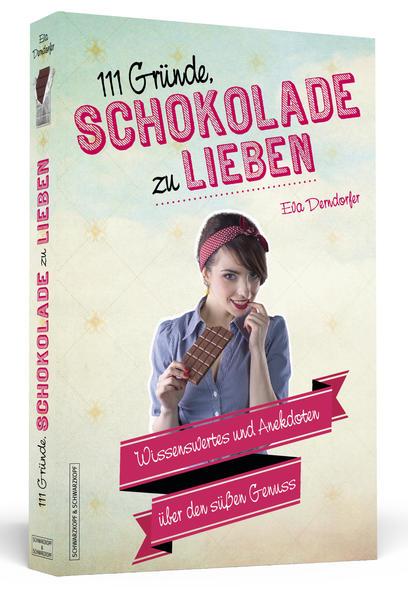 111 Gründe, Schokolade zu lieben - Coverbild