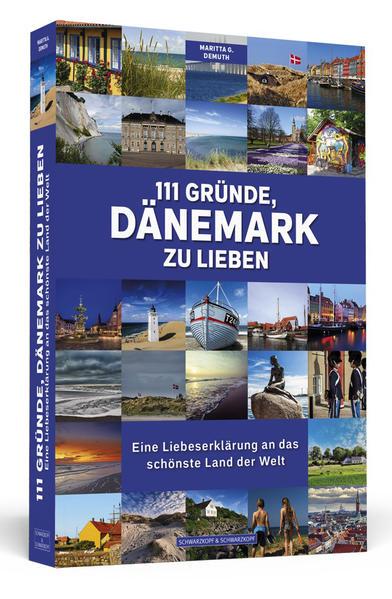 111 Gründe, Dänemark zu lieben - Coverbild
