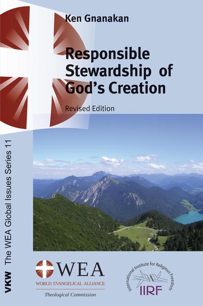 Responsible Stewardship of God's Creation - Coverbild