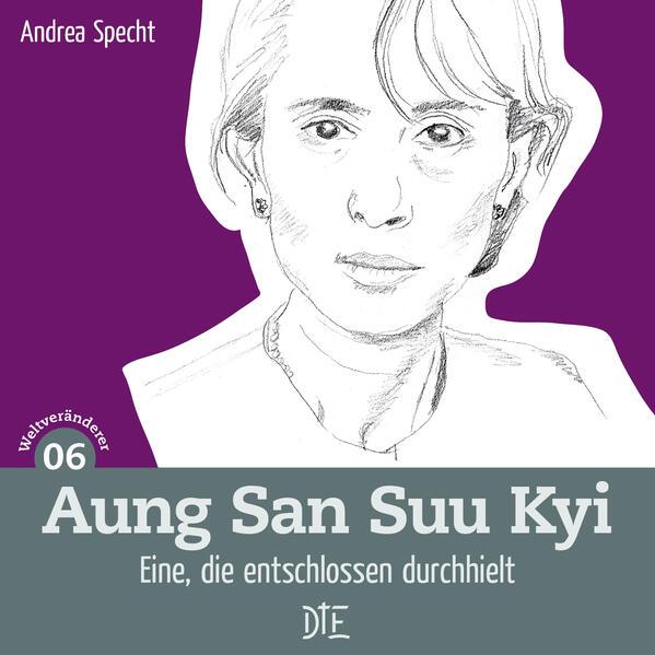 Aung San Suu Kyi - Coverbild