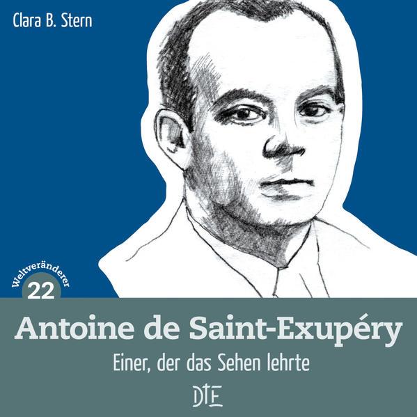 Antoine de Saint-Exupéry - Coverbild