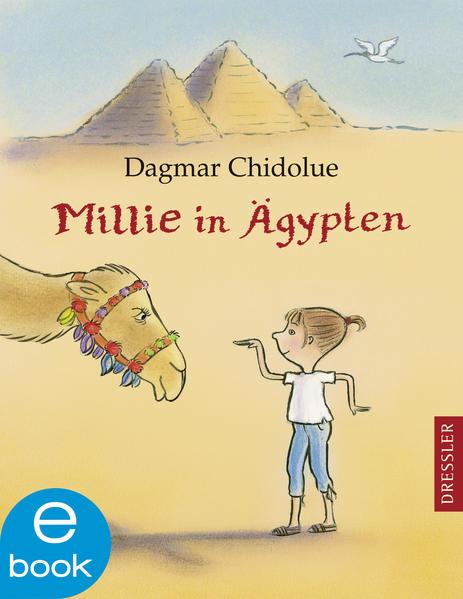 Millie in Ägypten - Coverbild