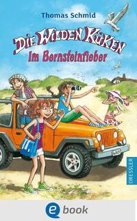 Die Wilden Küken - Im Bernsteinfieber Cover