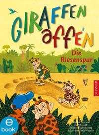 Giraffenaffen - Die Riesenspur Cover