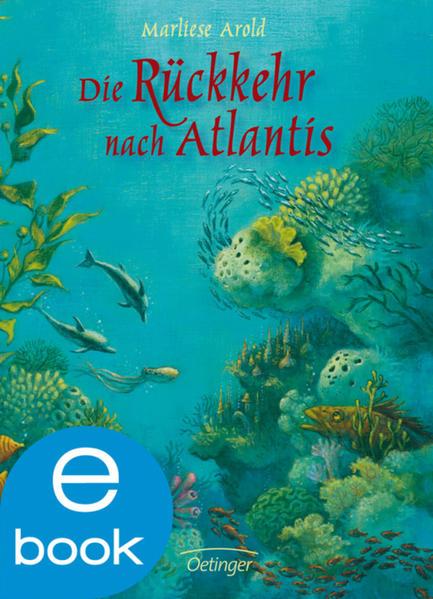 Die Rückkehr nach Atlantis - Coverbild