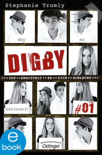 Digby #01 Cover