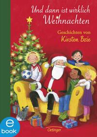 Und dann ist wirklich Weihnachten Cover