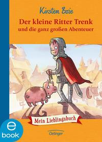 Der kleine Ritter Trenk und die ganz großen Abenteuer Cover