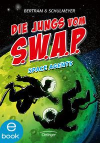 Die Jungs vom S.W.A.P. Space Agents Cover