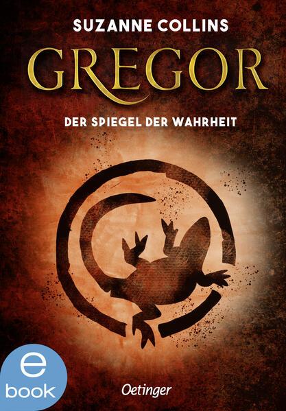 Gregor und der Spiegel der Wahrheit - Coverbild
