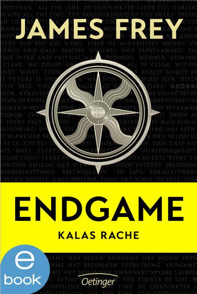 Endgame - Kalas Rache - Coverbild