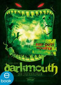 Darkmouth - Der Legendenjäger Cover