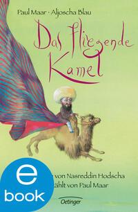Das fliegende Kamel Cover