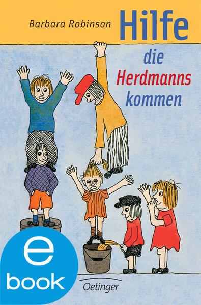 Hilfe, die Herdmanns kommen - Coverbild