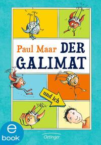Der Galimat und ich Cover